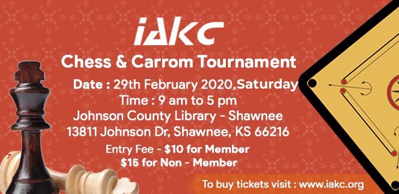 Chess & Carrom Tournament